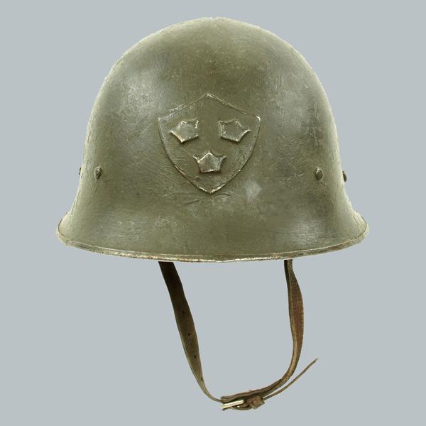 Swedish-Surplus-WWII-Helmet9